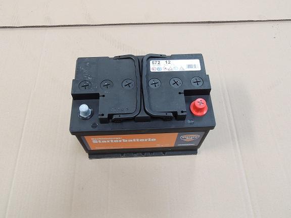 Batterie 12V 72 Ah